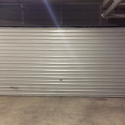 Garage storage on Allen St in Pyrmont