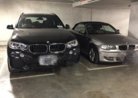 Indoor parking on Spencer St for rent in Melb CBD.jpg