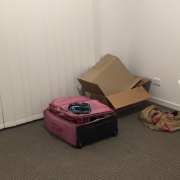Bedroom storage on Oliver St in Nundah