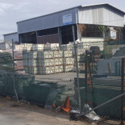 Undercover storage on Victoria St E in Lidcombe