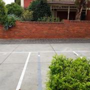 Garage parking on Ormond Rd in Elwood