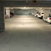 Indoor lot parking on Robertson St in Fortitude Valley