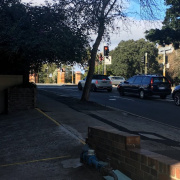 Undercover parking on Wallis St in Woollahra