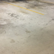 Garage parking on Anzac Parade in Kingsford