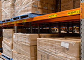 Dee Why Warehouse pallet racking storage available with optional larger storage options.jpg