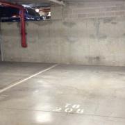 Garage parking on Jones Bay Rd in Pyrmont