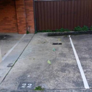 Garage parking on Houston Rd in Kingsford