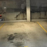 Garage parking on Hassall St in Parramatta