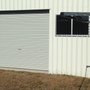 Garage storage on Carbeen St in Andergrove
