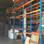 Warehouse storage on King Rd in Hornsby