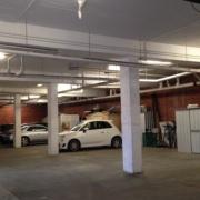 Garage parking on Kerr St in Fitzroy