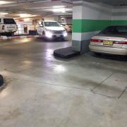 Garage parking on George St in Sydney