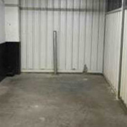 Garage storage on Bunn St in Pyrmont