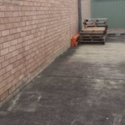 Outside storage on Gibbens Rd in West Gosford