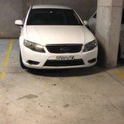 Indoor lot parking on William Ln in Redfern