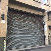Garage parking on Sussex St in Sydney
