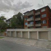 Garage parking on Arthur Street in Marrickville