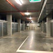 Indoor lot parking on Market Street in South Melbourne