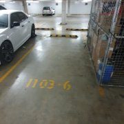 Indoor lot parking on River Rd W in Parramatta