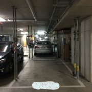 Garage parking on Mackinder Street in Campsie