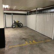Indoor lot storage on Herbert St in St Leonards