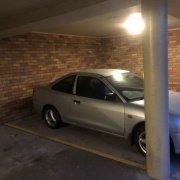 Undercover parking on Thrupp Street in Neutral Bay