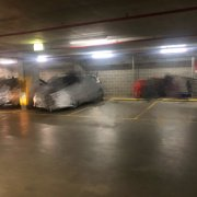 Indoor lot parking on Sussex St in Barangaroo