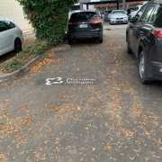 Outside parking on Greenhill Road in Parkside