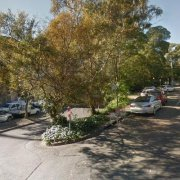 Indoor lot parking on New McLean Street in Edgecliff