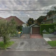 Driveway parking on School Parade in Marrickville