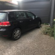 Driveway parking on Essex St in West Footscray
