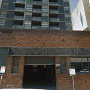 Garage parking on Batman Street in West Melbourne