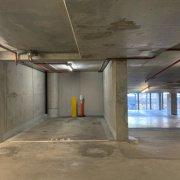 Indoor lot parking on Collins St in Melbourne