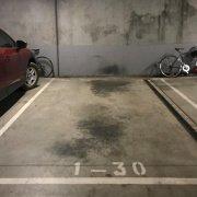 Garage parking on Dudley St in West Melbourne