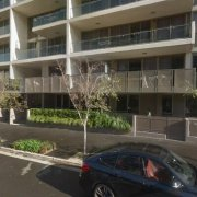 Indoor lot parking on Victoria Park Parade in Zetland New South Wales Australia