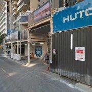 Undercover parking on Margaret Street in Brisbane Queensland Australia