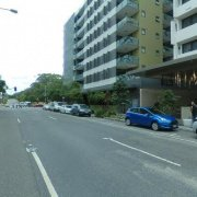 Indoor lot parking on Cordelia Street in South Brisbane