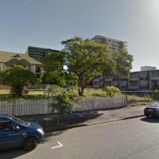 Undercover parking on Manning Street in South Brisbane Queensland Australia