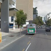 Undercover parking on Adelaide Terrace in Perth
