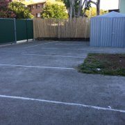 Garage parking on Albert Rd in Strathfield