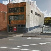 Indoor lot storage on Alfred St in Fortitude Valley