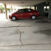 Garage parking on Alice St in Harris Park
