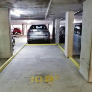 Undercover parking on Alice Street in Brisbane City