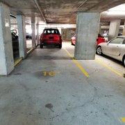 Indoor lot parking on Alice Street in Brisbane City