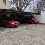 Undercover storage on Arthur Street in South Yarra