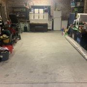 Garage storage on Arundel Road in Park Orchards