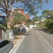 Driveway parking on Asher St in Coogee