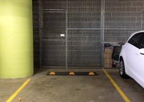 Secure underground parking at Sydney Olympic Park.jpg