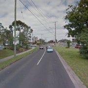 Outdoor lot parking on Ballarat Rd in Sunshine