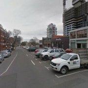 Undercover parking on Batman St in West Melbourne